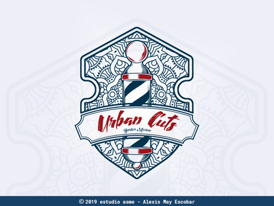 Logo urban cuts