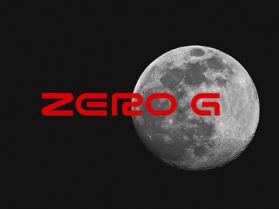 Zero G Free Font typography font free download free font download