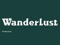 Wanderlust Free Font