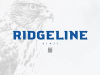 Ridgeline 201 Free Font