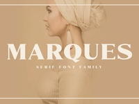 Marques Free Serif Font Family