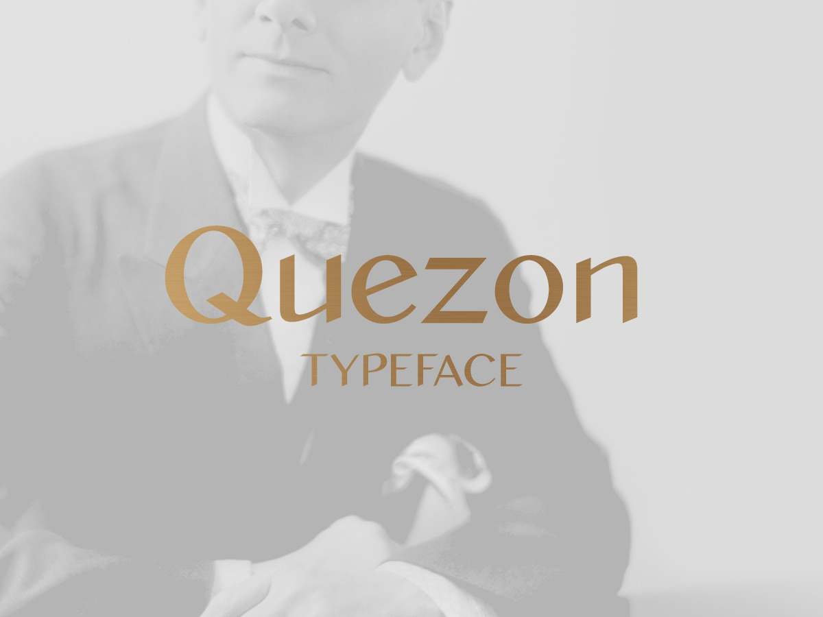 Quezon Free Font typeface typography font free download free font download