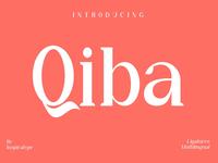 Qiba Free Font