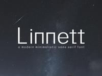 Linnett Free Font