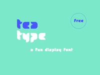 Tea Free Font