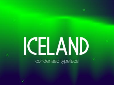 Iceland Free Font
