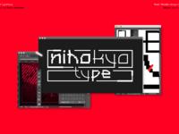 Nihokyo Free Font
