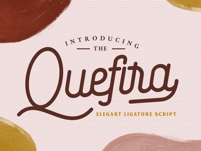 Quefira Free Font