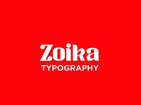 ZOIKA Free Font