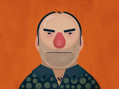 Tony Soprano Vector