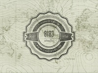 8183 Studio Badge