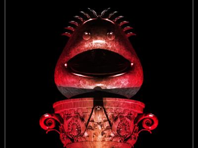 Blobbie Red