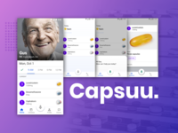 Capsuu Medication Management App