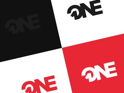 One logo mark brand