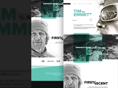 Tim Emmett mountain hardwear tim emmett asymmetry design