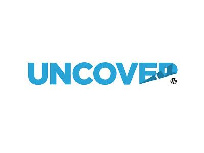 Uncover WP wp wordpress logo mark brand uncover
