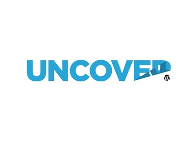 Uncover WP wp wordpress logo mark brand uncover