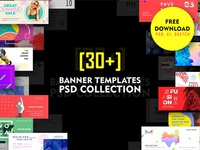 Free Banner Templates – PSD, Ai, Sketch [30+]