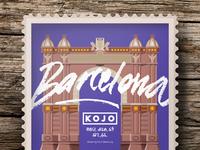 Kojo For Barcelona