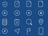 Welhome - Icon set for everything!
