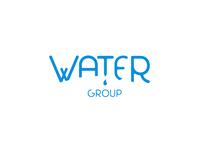 """""""Water Group"""" logo design"""