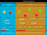 Customer map user philos