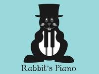 Rabbit's Piano