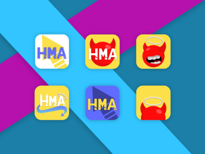 App Icons for HMA
