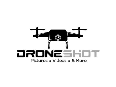 Logo for DroneShot