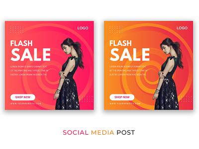 Fashion sale banner for social media Instagram facebook advertising shoping graphic design modernbanner instagram banner isntagram banner facebook banner banner design banner ad banner