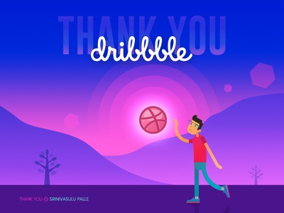 Thank You Dribble !
