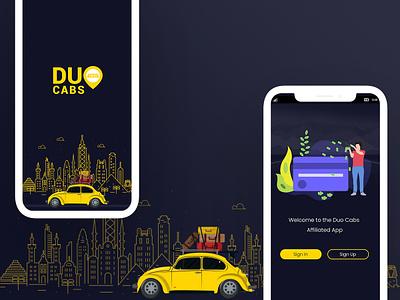 Taxi App driver illustration vector design taxi driver taxi app
