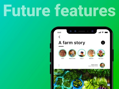 Future feature for Mottes app