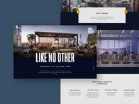 Hub50House Web Identity web design ux ui branding real estate pilot pilot studio hub50house website
