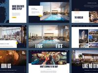 Hub50House Web Pages website web design ux ui real estate pilot studio pilot hub50house branding