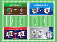 Facebook banners for Football team