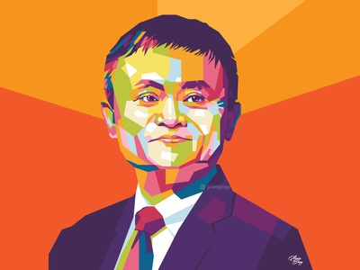 Jack Ma Artwork