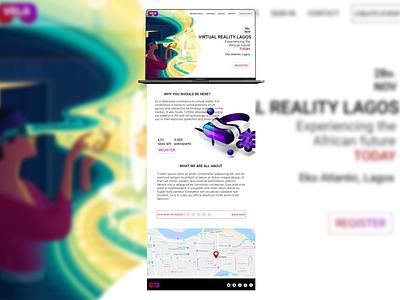 Adobe Cover Photo Entire Page flat web illustration design figma ui