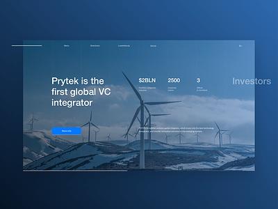 Prytek Redesign innovation sketch fullscreen vc prytek investment venture capital