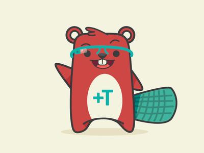 Telecastor | Mascota de +Teletrabajo
