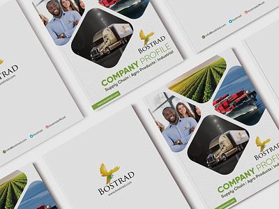 Company Profile branding design