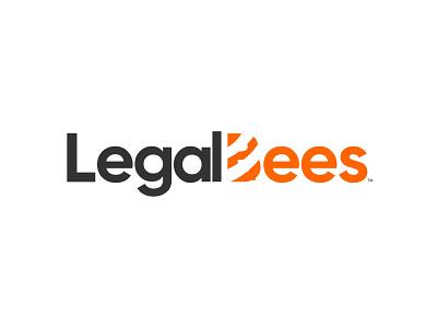 Legal Bees Logo 2020 vector illustration flat design product design minimal logo branding