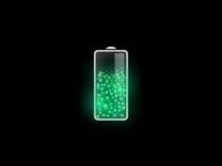 Shiny Battery