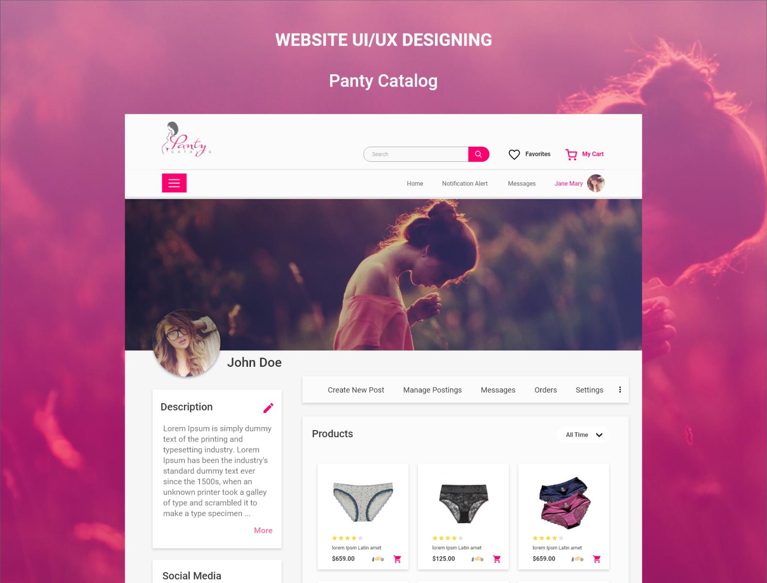 Online Shopping Web Ui Ux By Shahrukh Khan On Dribbble