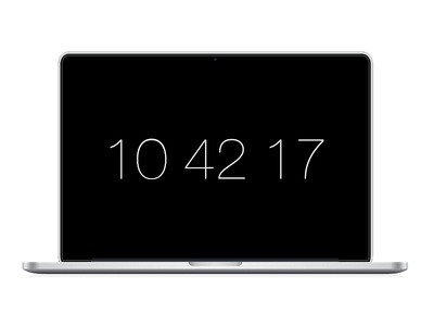Padbury Clock Screen Saver