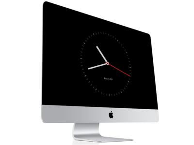 Quartz Composer Analog Clock Kit