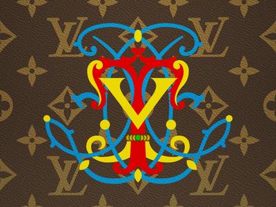 Dita Von Teese Monogram
