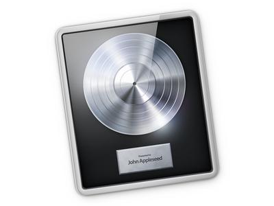 Apple Logic Pro X App Icon (2013) app icon logic pro x apple