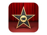 Apple iMovie for iOS App Icon (2012)