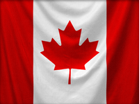 Flag Of Canada iPhone Wallpaper